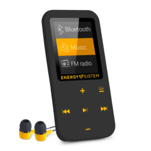 MP4 Touch Bluetooth Amber