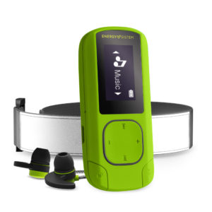 MP3 Clip BT Sport Greenstone