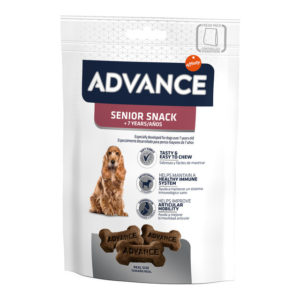 Advance + 7 Años Senior Snack 150grs