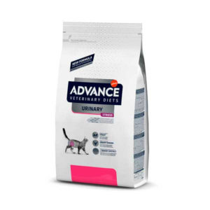 Advance Urinary Stress Para Gatos : .Peso - 1