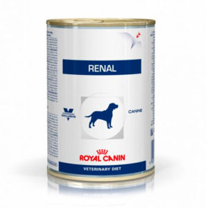 Royal Canin Vet Diet Renal Perros 410g Cantidad - 6 Unidades