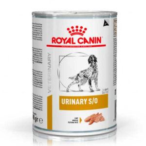 Royal Canin Vet Diet Urinary S/O Perros 410g Cantidad - 12 Unidades