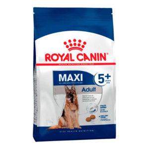 Royal Canin Maxi 5+ Mature Peso - 15kg