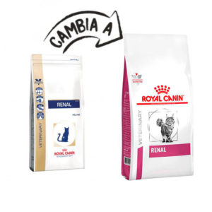 Royal Canin Veterinary Diet Renal RF23 Gatos Peso - 2kg