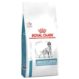 Royal Canin Veterinary Diet Sensitivity Control Perros Peso - 2 x 14kg