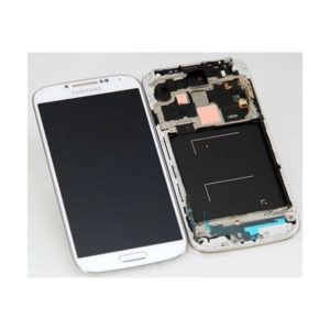 REPUESTO SAM.GALAXY S4 I9505 LCD+TOUCH+FRAME BLAN