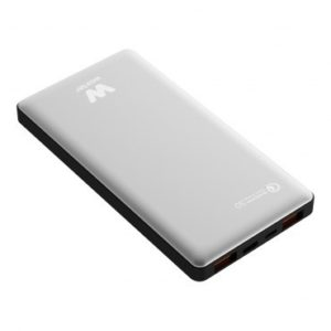 POWER BANK WOXTER QC 16000 SILVER