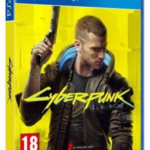 JUEGO PS4 CYBERPUNK 2077-EDICION DAY ONE