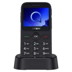 "TELEFONO MOVIL ALCATEL 2019G METALLIC GREY 2.4"""